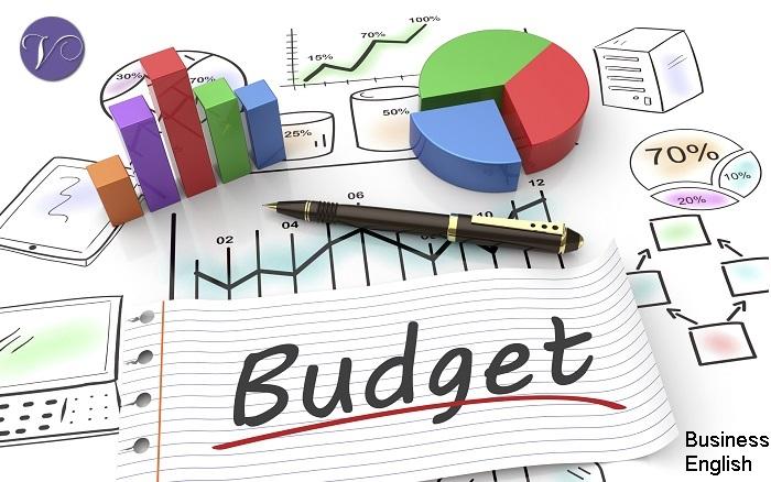 صحبت در مورد بودجه در انگلیسی